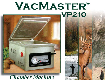 VacMaster VP210 Chamber Vacuum Sealer Review