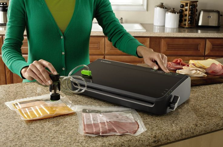 FoodSaver FM2100-000 Vacuum Sealing System Review