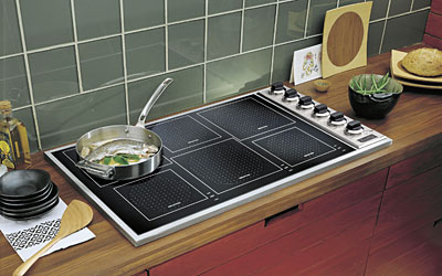 Induction Cooktop Efficiency