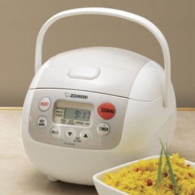Best Fuzzy Logic Rice Cooker Reviews