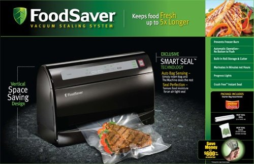 FoodSaver V3460 Automatic Vacuum Sealing System Review