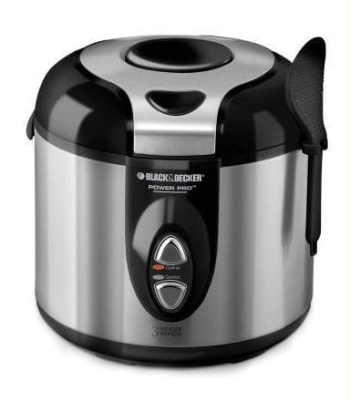 Black And Decker Rice Cooker