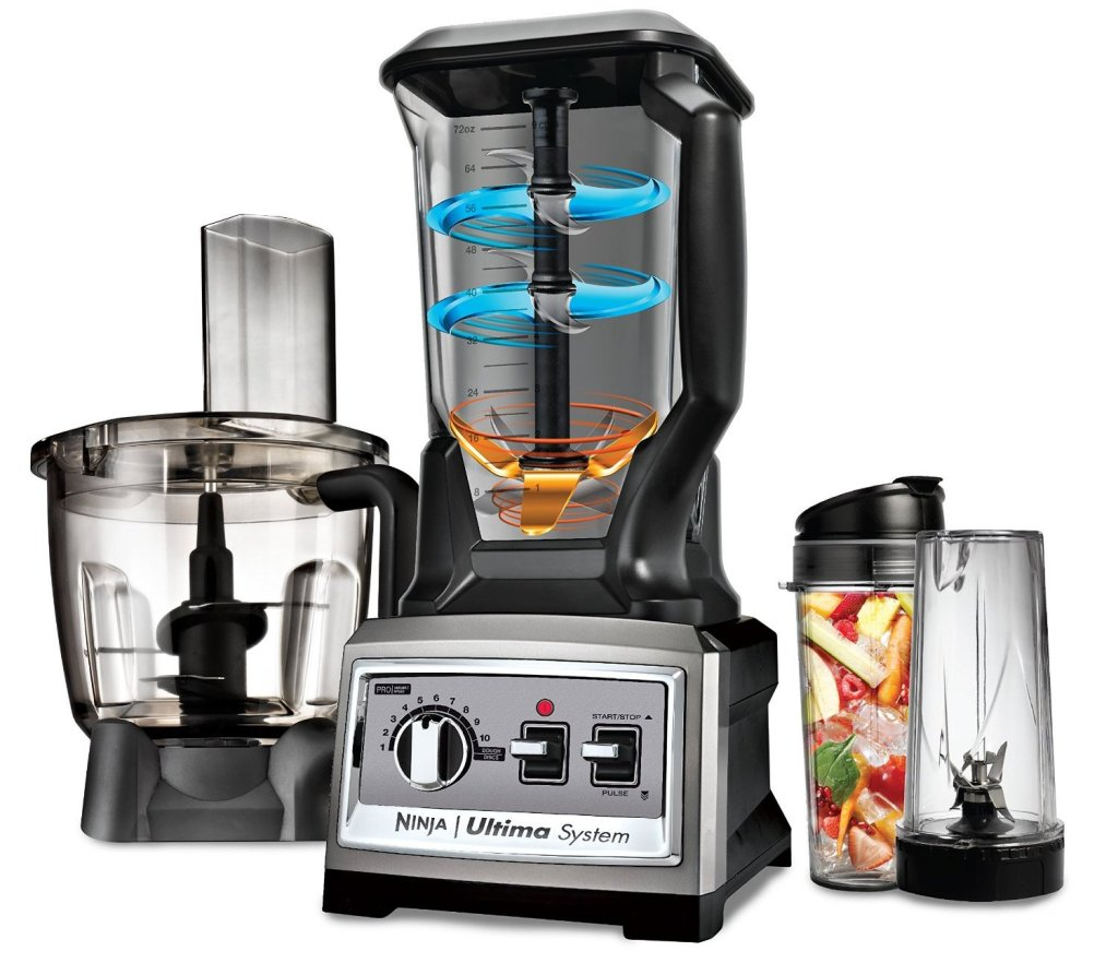 Best Food Processor Blender Combo 2019 5 Best Blender Food Processor Combo 2019 | KitchenJudge