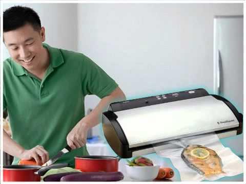 FoodSaver V2840 Advanced Design Vacuum Food Sealer Review