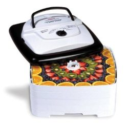 top rated food dehydrator