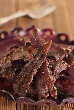 Venison Jerky Is Awesome