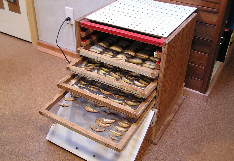 Homemade Food Dehydrator