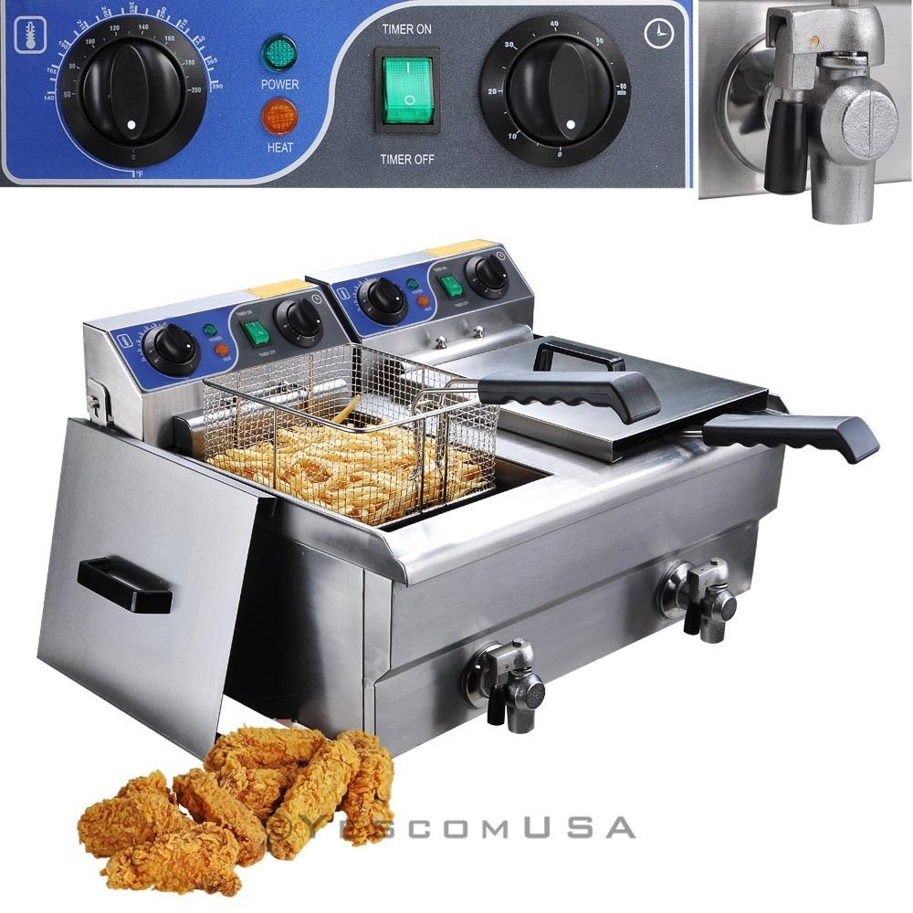 6 Best Commercial Deep Fryer 2019 Reviews By Kitchenjudge