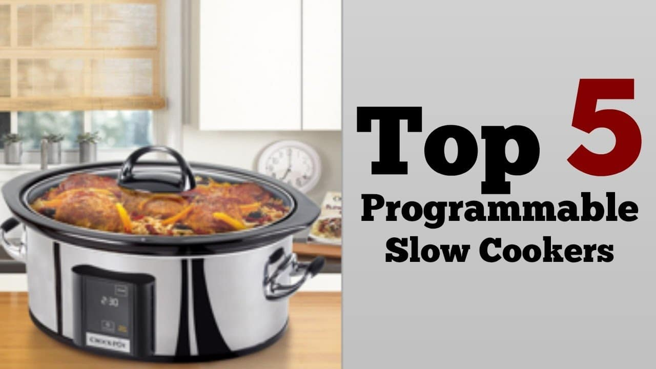 Image result for Best Programmable Slow Cooker